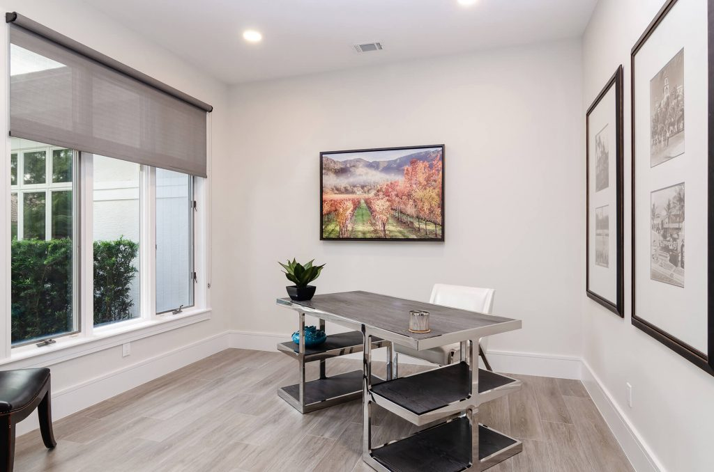Wyndemere, FL Office Remodel with Simple Approach