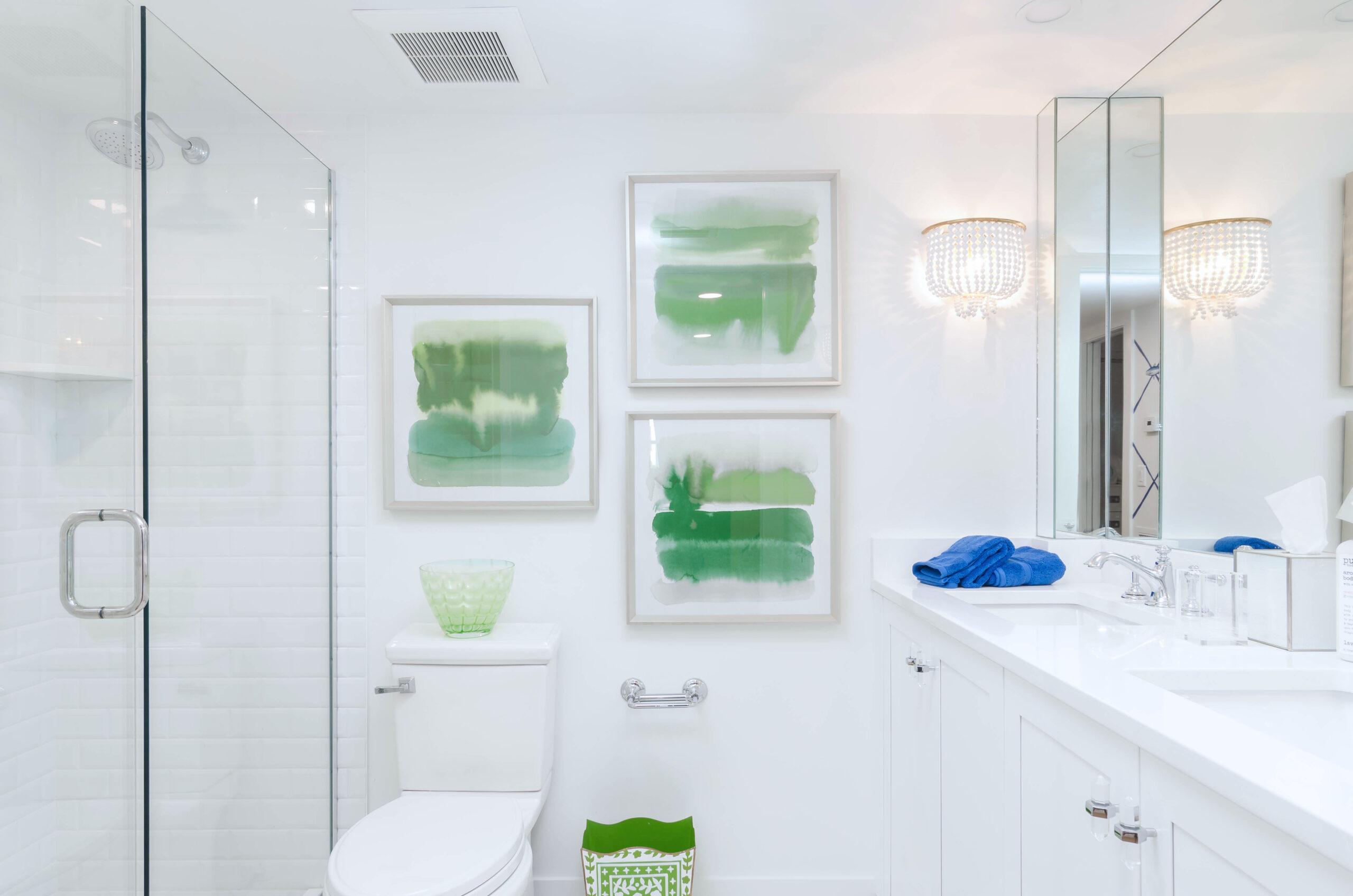 Naples Condominium Remodeling with Guest Bathroom