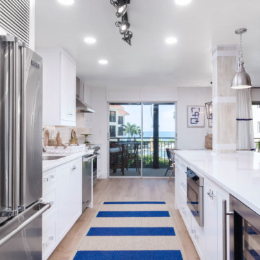 Naples Kitchen Remodeling for Whole Condominium