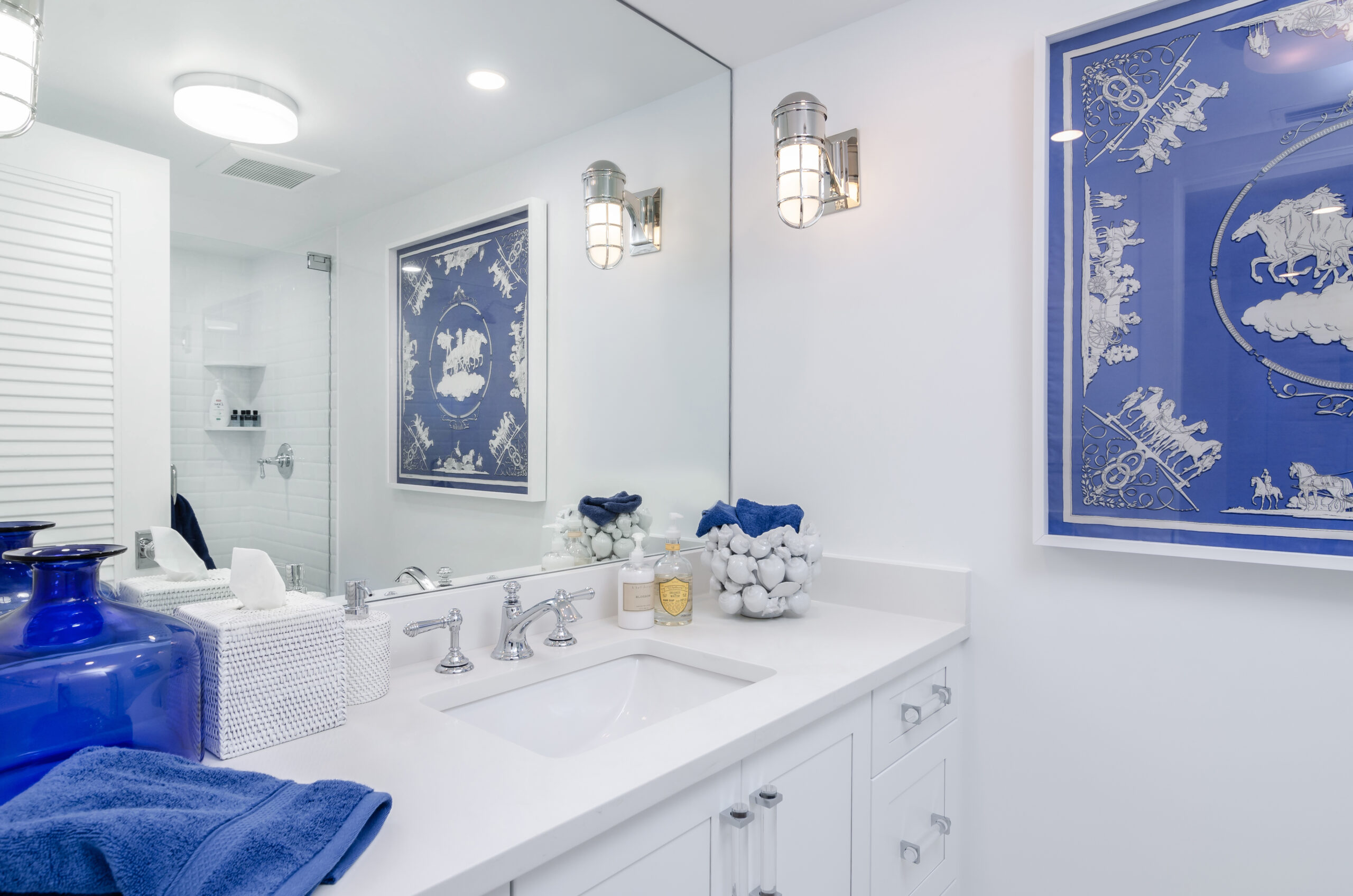 Lions Gate in Naples Remodeling Entry to Condo